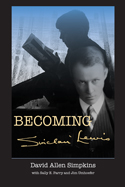 """Becoming Sinclair Lewis"" book cover image"