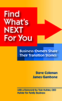 """Find What's NEXT For You"" book cover image"