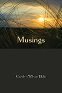 """Musings"" book cover image"