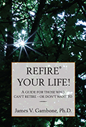 """ReFire Your Life"""" book cover image"