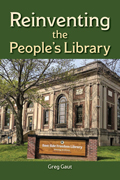 """Reinventing the People's Library"" book cover image"